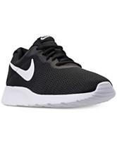 34e1821322c3 Nike Men s Tanjun Wide Width Casual Sneakers from Finish Line