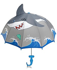 Kidorable Little Boys Shark Umbrella