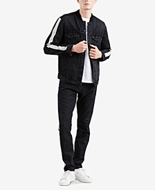 Levi's® Men's Track Trucker Jacket, Created for Macy's