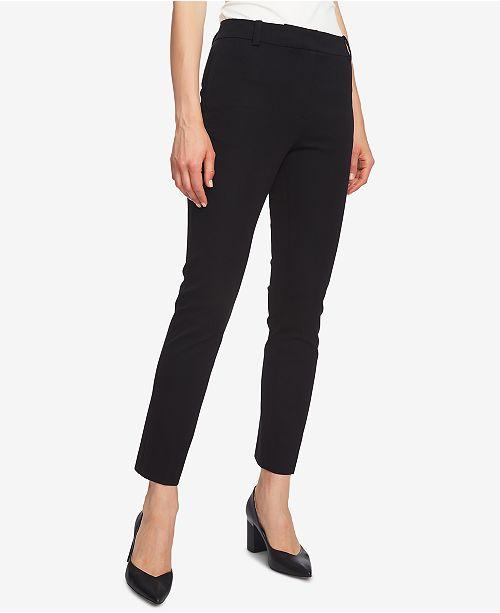 Slim Rich Pants STATE Black 1 Twill Ankle qOxZEwTC