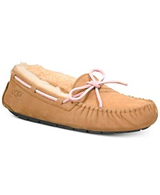 Women's Dakota Moccasin Slippers