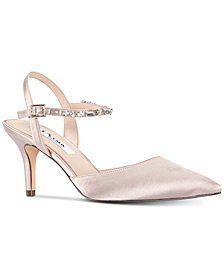 Nina Tonya Evening Pumps