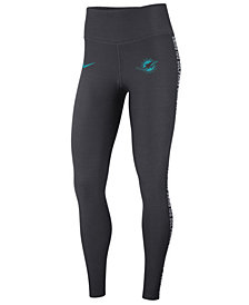 Nike Women's Miami Dolphins Core Power Tight Leggings