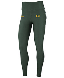 Nike Women's Green Bay Packers Core Power Tight Leggings