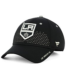 Authentic NHL Headwear Los Angeles Kings Draft Structured Flex Cap