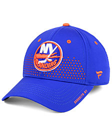Authentic NHL Headwear New York Islanders Draft Structured Flex Cap