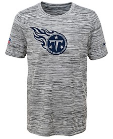 Nike Tennessee Titans Velocity Legend Travel T-Shirt, Big Boys (8-20)
