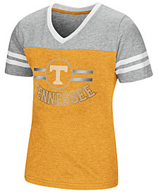 Colosseum Tennessee Volunteers Pee Wee T-Shirt, Girls (4-16)