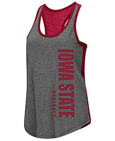 Colosseum Women's Iowa State Cyclones Share It Racerback Tank