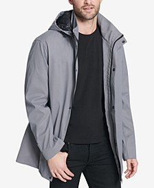 Men's Parka with Detachable Hood, Created for Macy's
