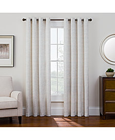 "Sharper Image Bradford 53"" x 95"" Grommet Window Panel"