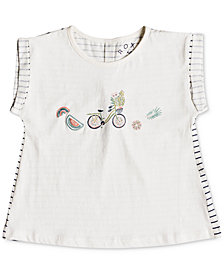 Roxy Little Girls Cotton T-Shirt