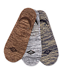 Sperry Men's 3-Pk. Liner Socks