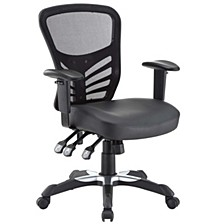 Articulate Vinyl Office Chair
