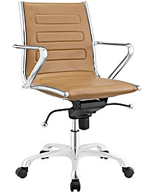 Modway Ascend Mid Back Office Chair