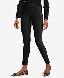 HUE® High-Waist Corduroy Leggings