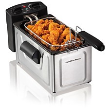 Hamilton Beach 2L Professional Deep Fryer