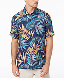 Tommy Bahama Men's Parque Palms Camp Shirt