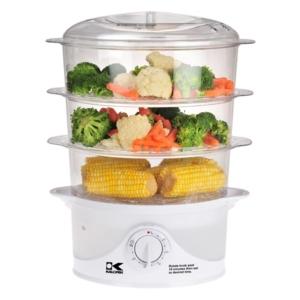 Kalorik 3 Tier Food Steamer