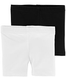 Carter's Toddler Girls 2-Pk. Tumbling Shorts