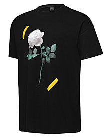 Corella Men's Glossy Rose T-Shirt, Created for Macy's