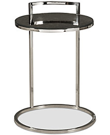 Mindyton Contemporary Side Table, Quick Ship