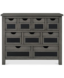 Larabury Fronts Drawer Chest, Quick Ship