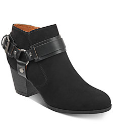 indigo rd. Sansun Harness Booties