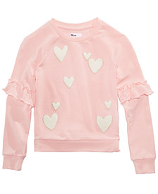 Epic Threads Big Girls Graphic Sweatshirt, Created for Macy's