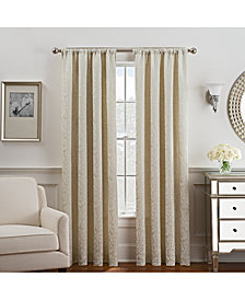 "Keeco Serena 52"" x 108"" Rod Pocket/Back Tab Window Panel"