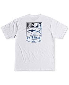Quiksilver Men's Gradient Curve Graphic T-Shirt