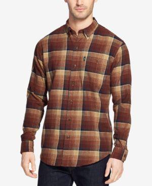 Image of G.h. Bass & Co. Men's Fireside Flannel Shirt