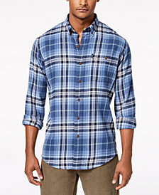 G.H. Bass & Co. Men's Fireside Flannel Shirt