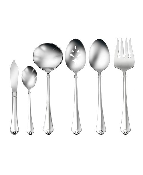 Oneida Juilliard 6 Piece Hostess Set