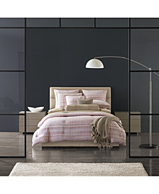 Oscar|Oliver Serena Cotton 4-Pc. Pink Queen Comforter Set