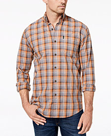 G.H. Bass & Co. Men's Madawaska Plaid Shirt