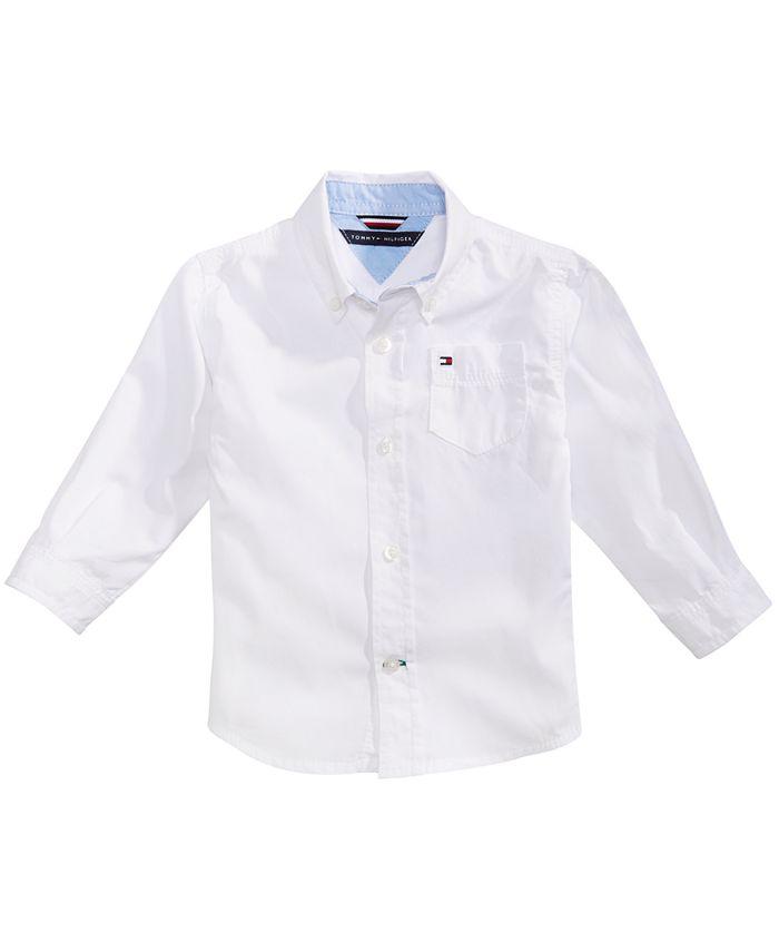 Tommy Hilfiger - Baby Shirt, Baby Boys Classic Shirt