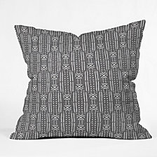 Deny Designs Holli Zollinger Mudcloth Throw Pillow