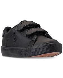 Polo Ralph Lauren Boys' Toddler Easten II EZ Casual Sneakers from Finish Line