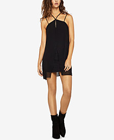 BCBGeneration Strappy Mini Dress