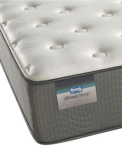 "Beautyrest BeautySleep 11.5"" Cascade Mountain Plush Mattress- Full"
