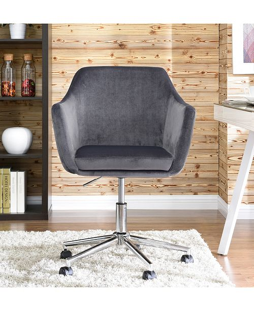 Dwell Home Inc Upholstered Office Chair Reviews Home Macy S