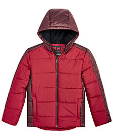 RM 1958 Big Boys Branson Colorblocked Hooded Jacket