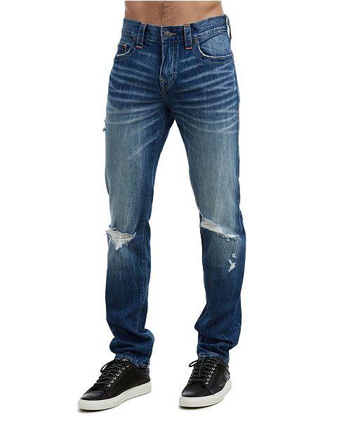 f6dcb2e6f True Religion Men s Rocco No Flap Jeans  True Religion Men s Rocco No Flap  ...
