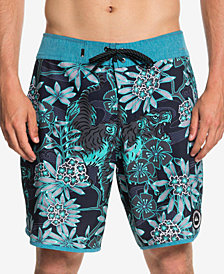 "Quiksilver Men's Highline Silent Fury 19"" Board Shorts"