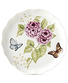 Butterfly Meadow Round Dish
