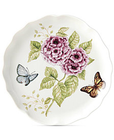 Lenox Butterfly Meadow Round Dish