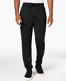 ID Ideology Men's Moto Joggers, Created for Macy's