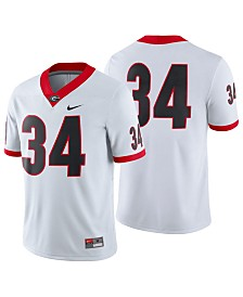 Nike Men's Georgia Bulldogs Football Replica Game Jersey