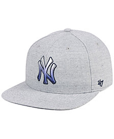 '47 Brand New York Yankees Falton Snapback Cap